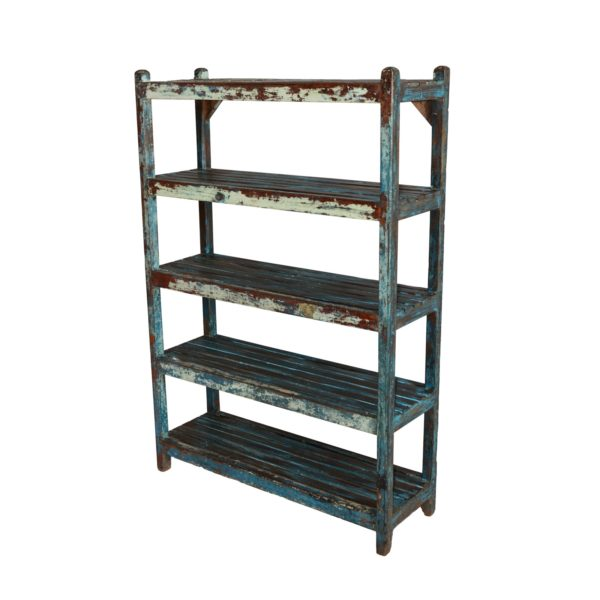 Wooden ANTIQUE BOOK RACK