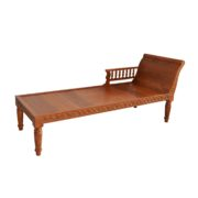 OLD TEAKWOOD DAYBED