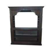 Wooden Pllar Bar Counter #RD-BR 07