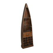 Wooden Ship Shape Bar Counter #RD-BR 09