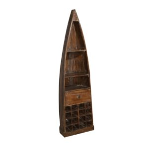 Wooden Ship Shape Bar Counter #RD-BR 09