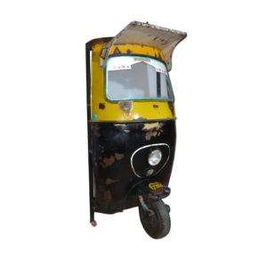 Iron INDUSTRIAL Autoriksa(three-wheeler) Face Bar Counter #RD-BR 102