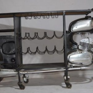 Iron INDUSTRIAL Rajdoot Bar Counter#RD-BR 103