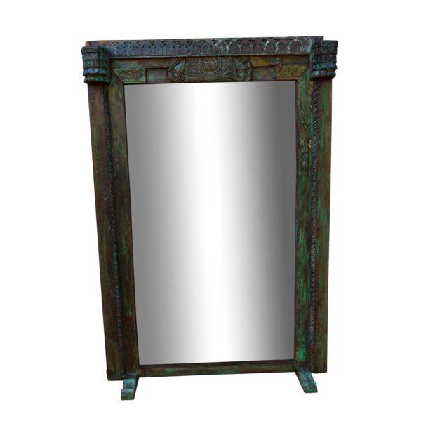 Old Carved Mirror Frame