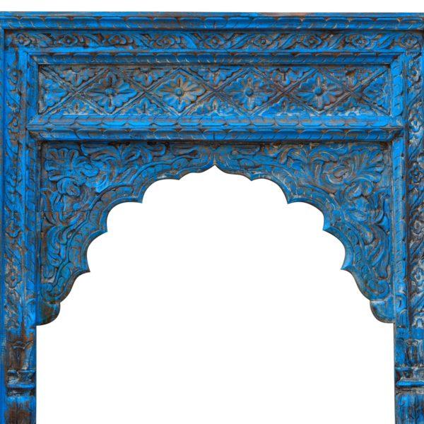 Jharoka Carved Mirror Frame