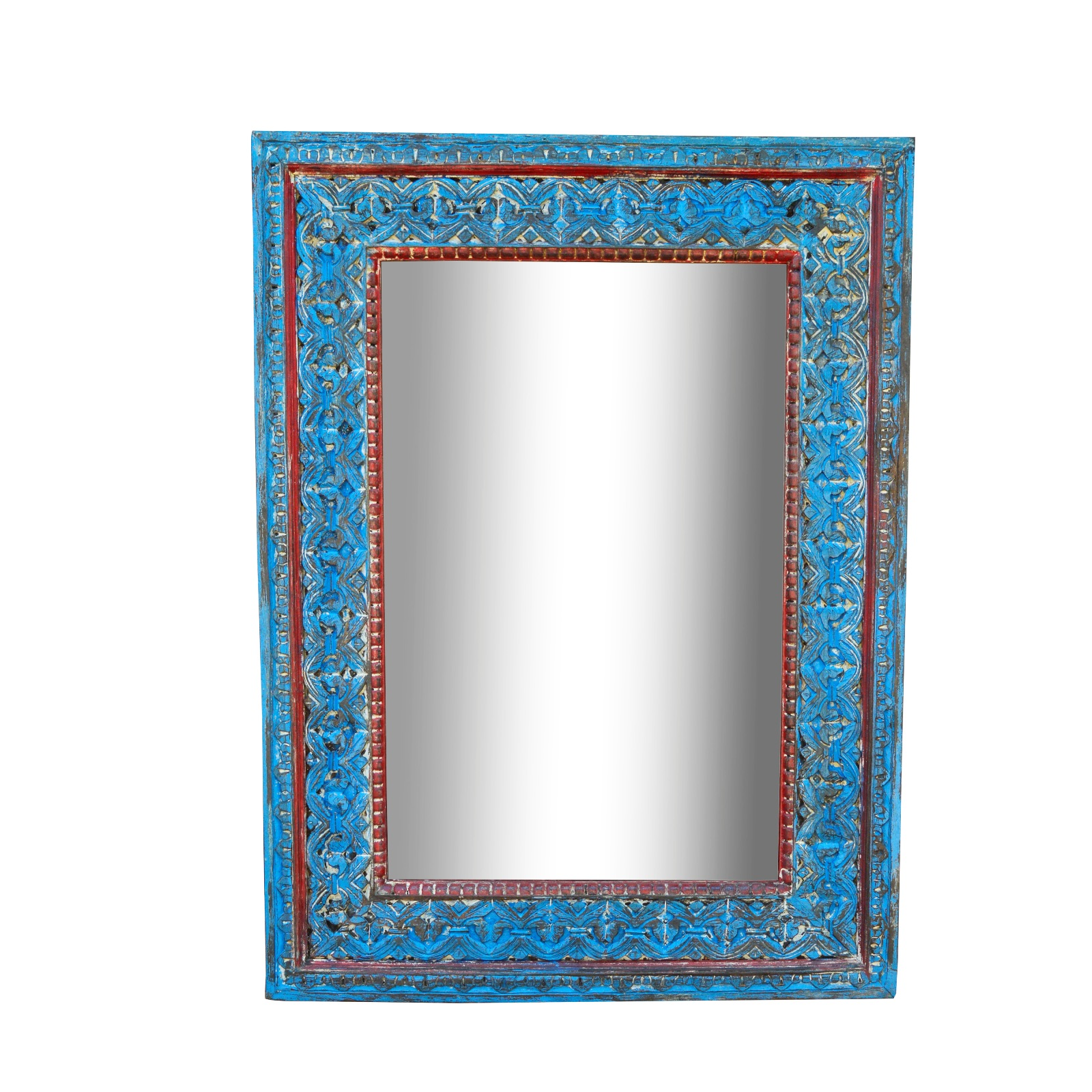 Carved Mirror Frame #RD-MR 13 – Indian Furniture Zone | By Ramdev ...
